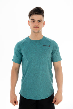 Load image into Gallery viewer, Performance Tee - Turquoise