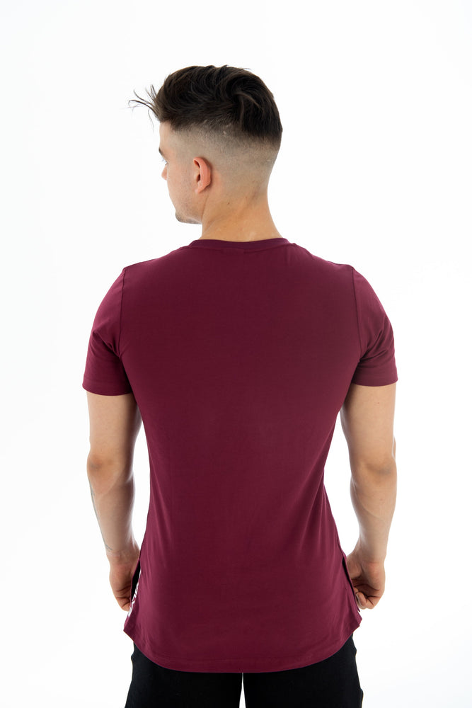Load image into Gallery viewer, Legacy Tee - Burgundy