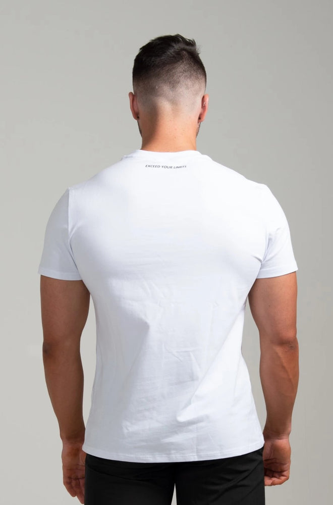 Load image into Gallery viewer, Staple Tee - White