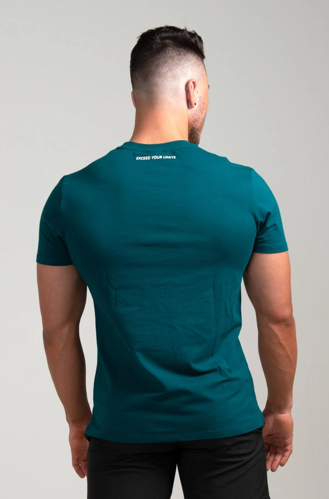 Load image into Gallery viewer, Staple Tee - Teal