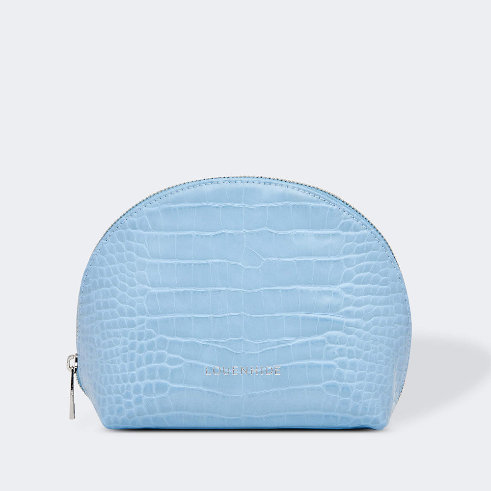 LouenHide - Baby Cindy cosmetic case - Light blue