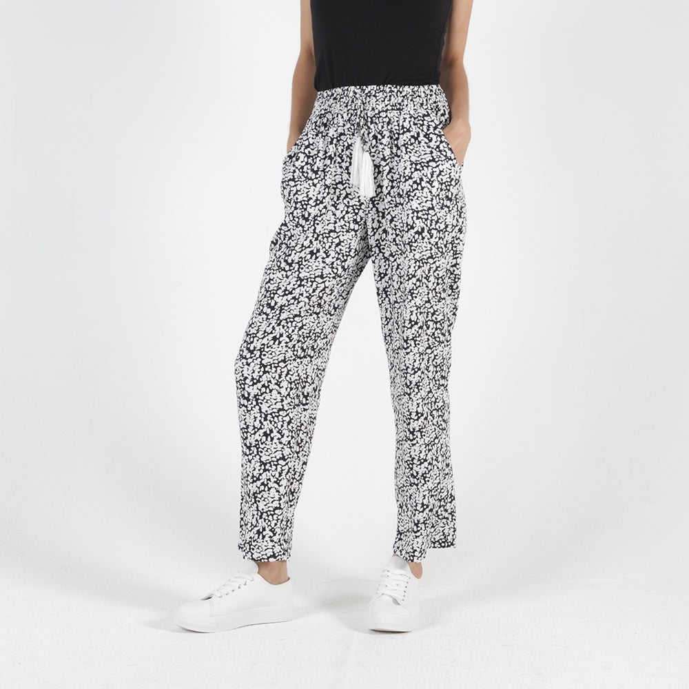 Betty Basics - Ripley pant - Ink blot