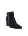 Billini - York ankle boot - Black suede