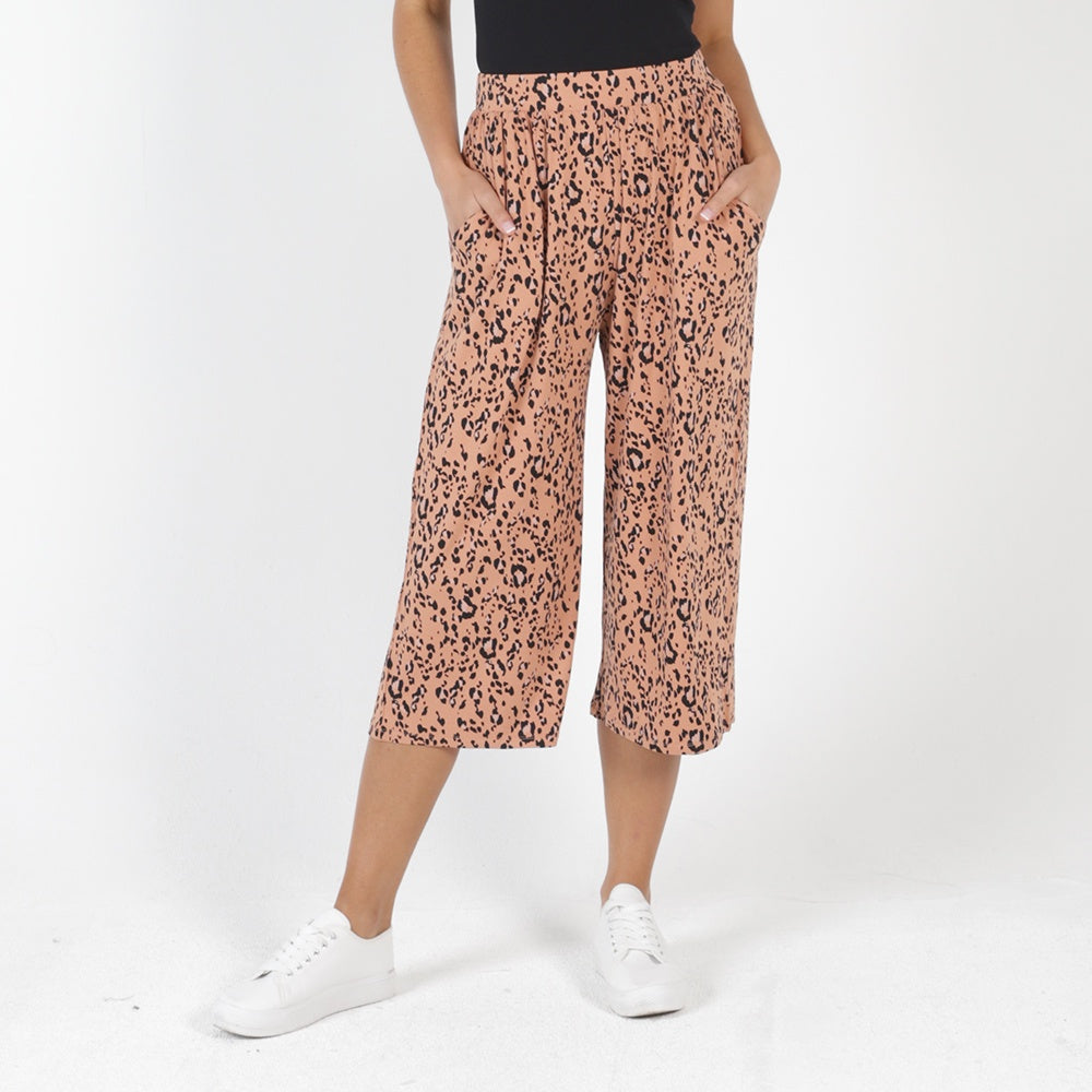 Betty Basics - Dublin cropped pant - Lynx