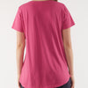 Elm Lifestyle - Devotion tee - Plum