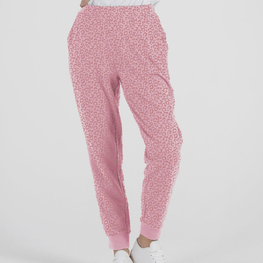 Betty Basics - Lindsay jogger - Pink ocelot