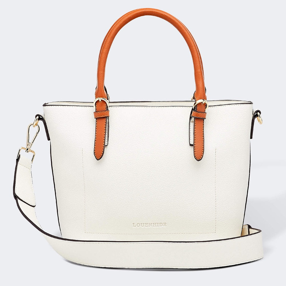 LouenHide - Rumer bag - White