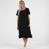 Betty Basics - Amber dress - Black