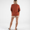 Betty Basics - Ripon top - Terracotta