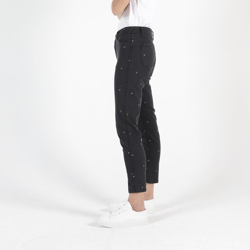 Betty Basics - Blair reversible jean - Star print