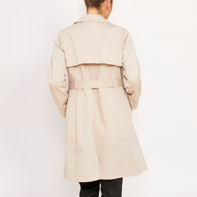 Ping Pong - Everyday trench coat - Sand