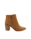 Billini - York ankle boot - Chestnut suede