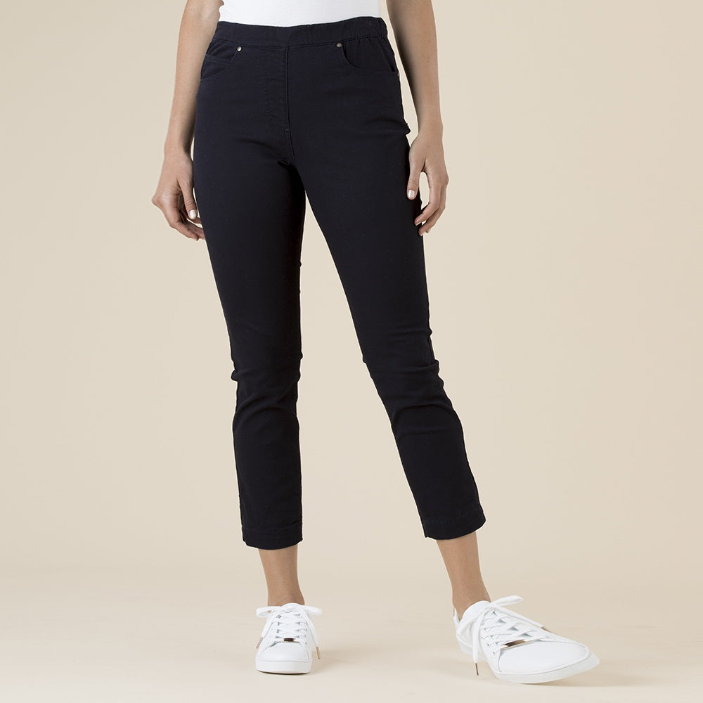 Threadz - Pull on jeans - Navy