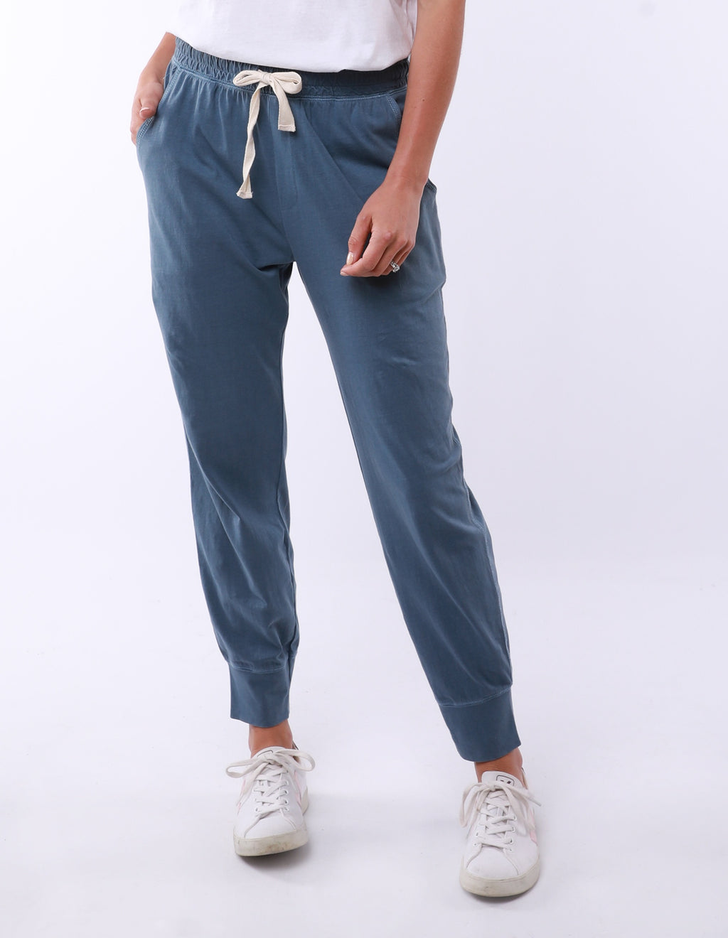 Elm Lifestyle - Wash out lounge pant - Indigo