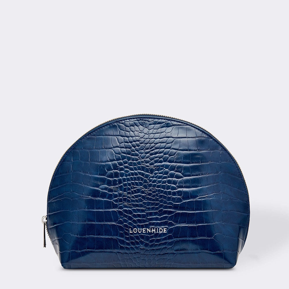 LouenHide - Cindy cosmetic case - Navy