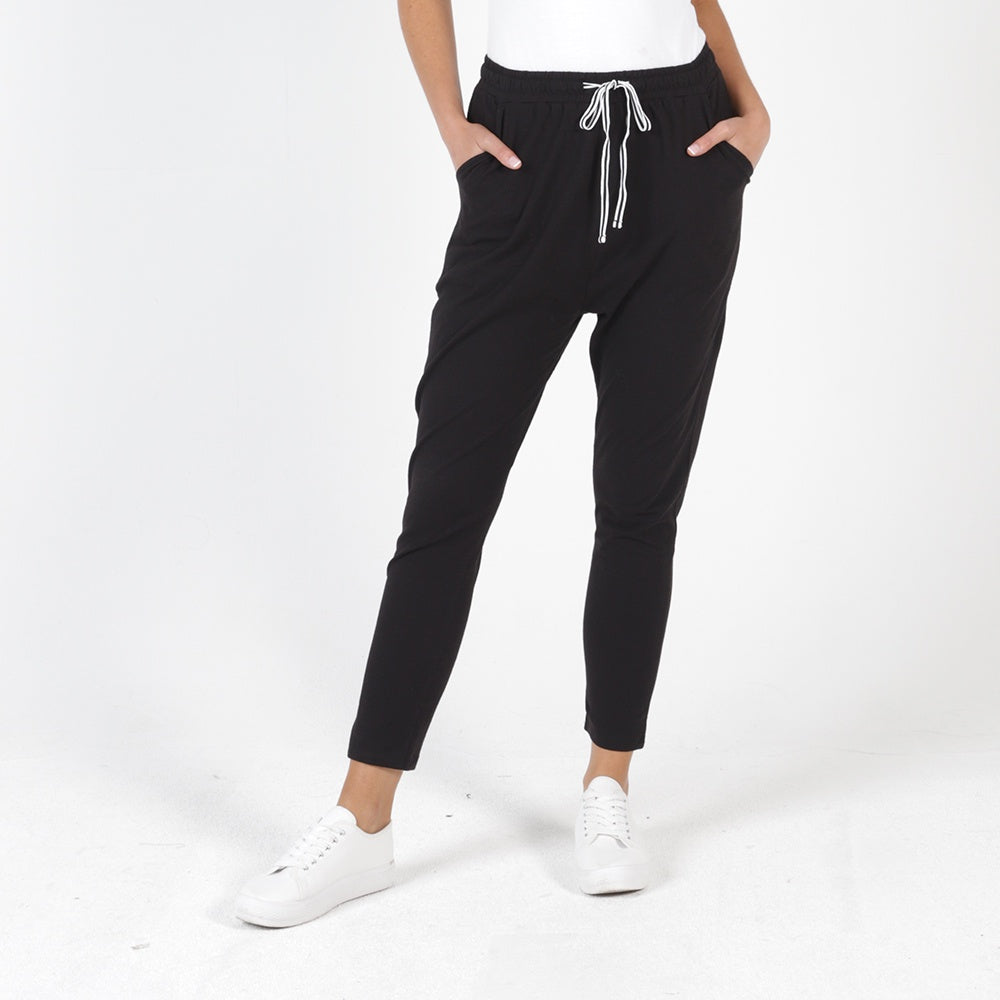 Betty Basics - Jade pant - Black