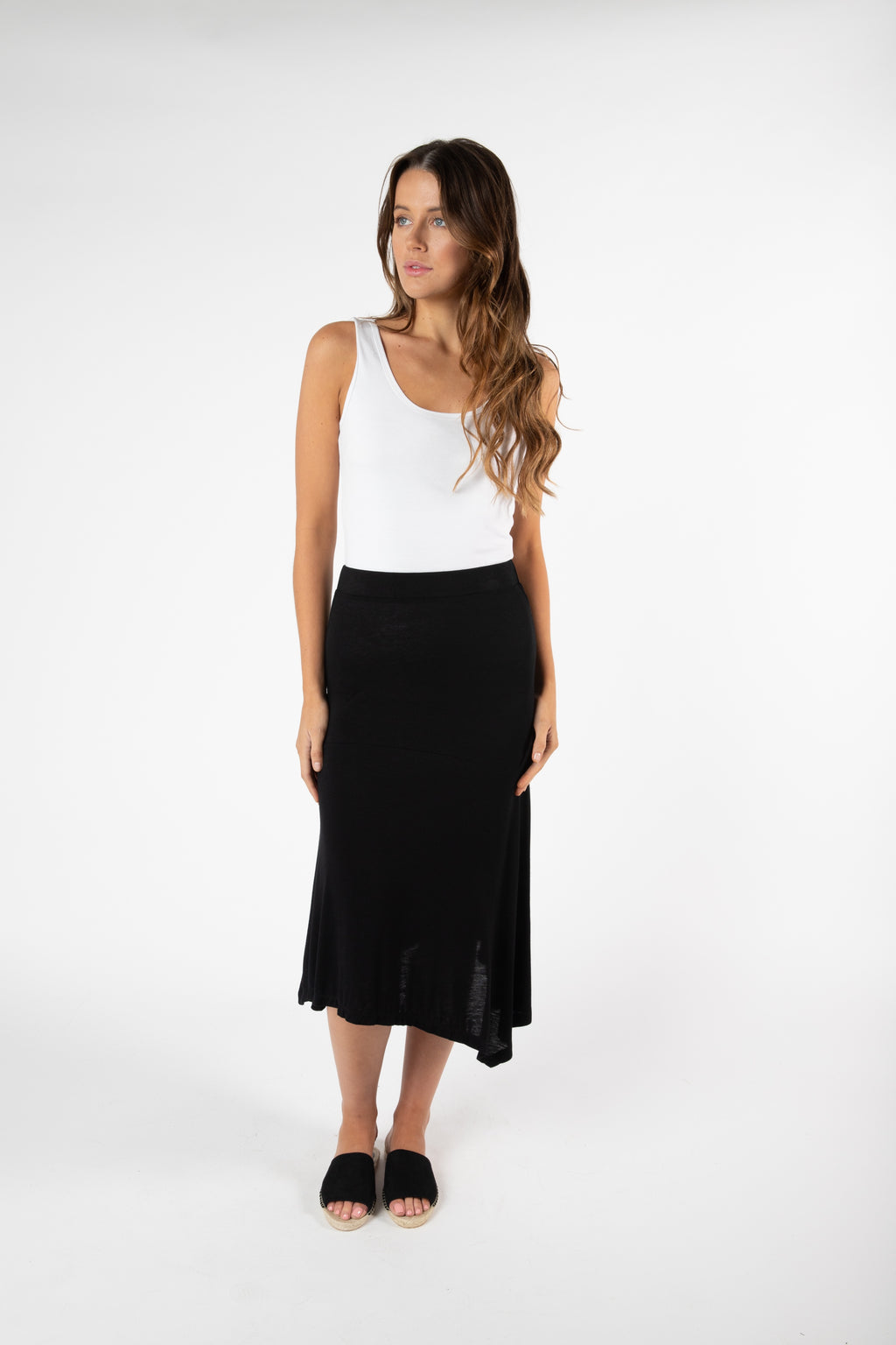 Betty Basics - San Pablo skirt - Black