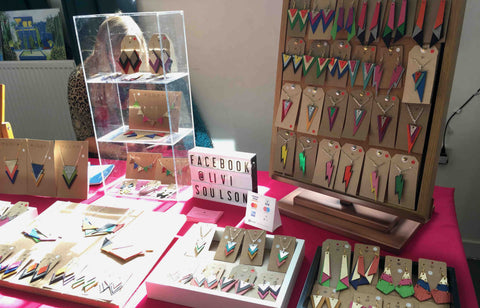 Live Leather Jewellery - St Werburghs Art Trail