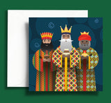 Black Christmas cards | Ethnic Christmas Cards | African Christmas Cards