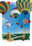 Bristol Clifton Suspension Bridge print