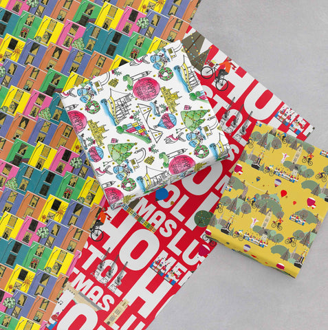 Bristol Wrapping Paper