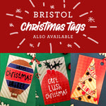 Bristol Christmas Tags