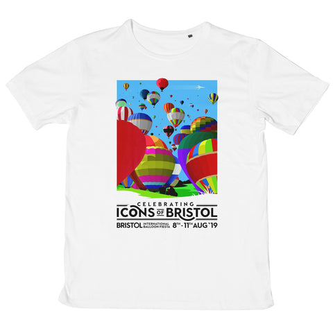 Bristol Balloon Fiesta 2019 Mens Retail T-Shirt