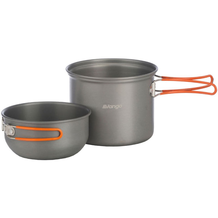 Hard Anodised Cookset