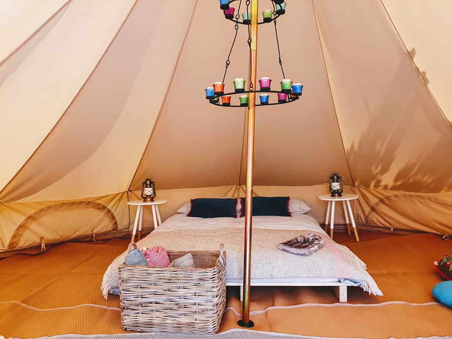 Glamp At Home Weekend - 14th of August (DO NOT BOOK UNLESS ALREADY CONFIRMED WITH US)