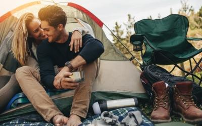 Camping  - Couples Essentials Bundle
