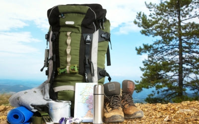 Backpacking - Single Essentials Bundle