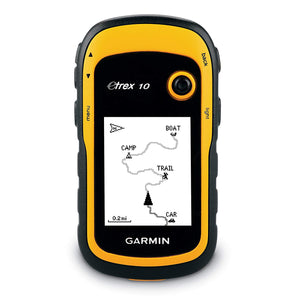 Hiking Handheld GPS - Garmin eTrex 10