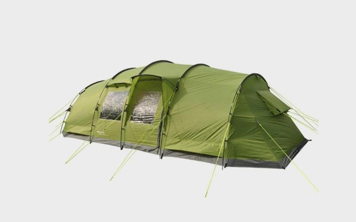 8 Person Tent - Front View