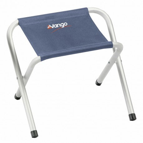 Front view of camping stool