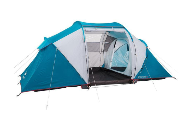 Pre-Pitched Four Person Camping Bundle (Rental for Energia24)