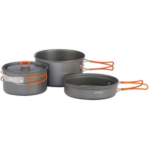 Hard Anodised Adventure Cookset
