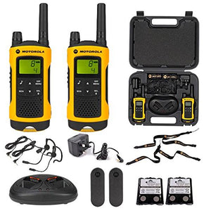 Motorola Extreme Walkie-Talkies (up to 10km)