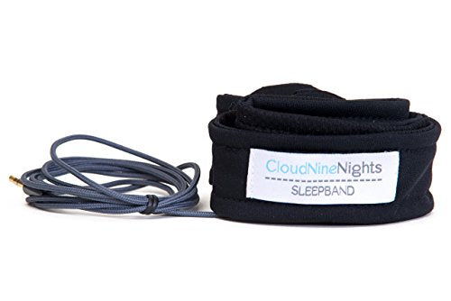Cloudninenights Ultra Thin Sleep Band Super Slim Sleep Headphones