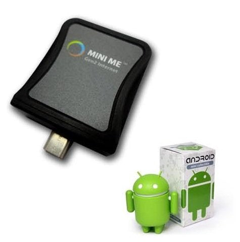 RFID ME: MINI ME UHF RFID Reader for Android Powered