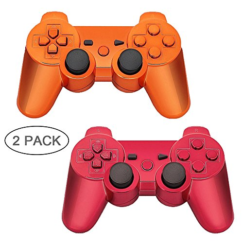 ps3 sixaxis wireless controller on pc