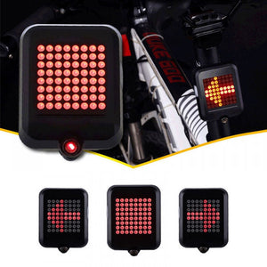 Automatic Bicycle Indicator