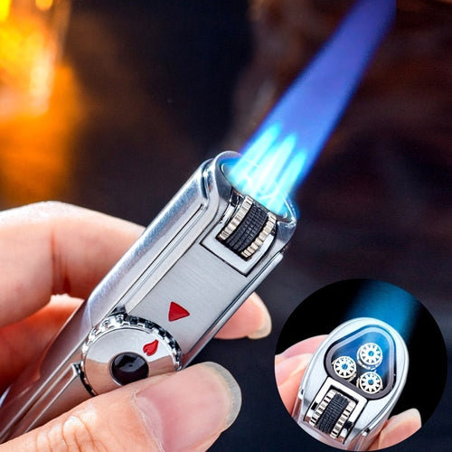 Windproof Triple Torch Lighter