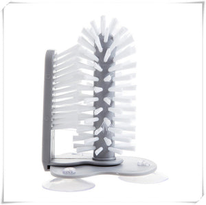 Cleaning Glass Brush Stand