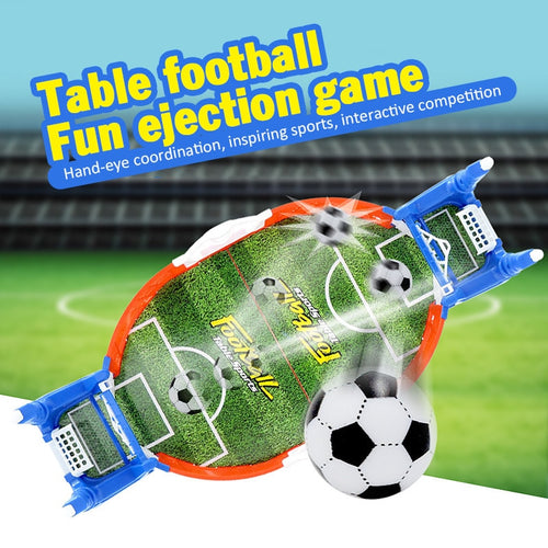 Mini Table Top Football Game