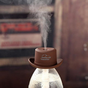 Cowboy Hat Humidifier