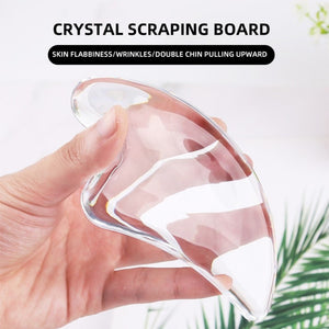 Scraping Board Triangle Shape Facial Massager