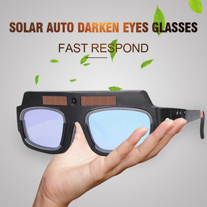 Auto Darkening Welder Glasses