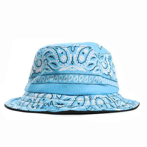 Bandana Bucket Hat