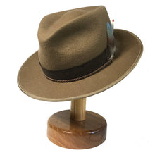 Load image into Gallery viewer, Camden Street X Fedora Tan
