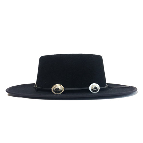 SRV Hat Black